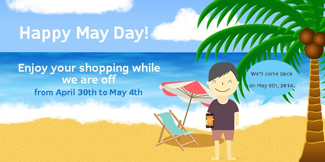 Mayday | M-commerce tips and tutorials