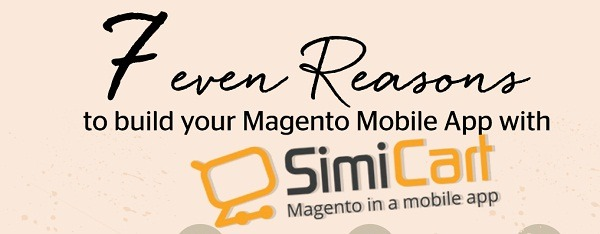 Build your Magento App with SimiCart