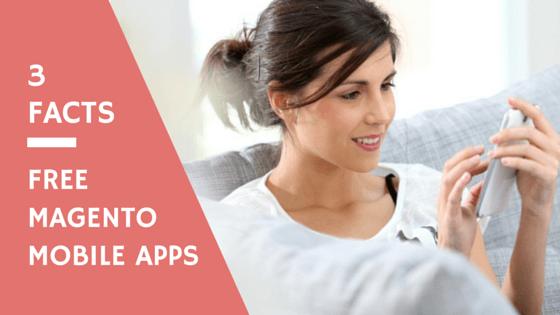 free Magento mobile app