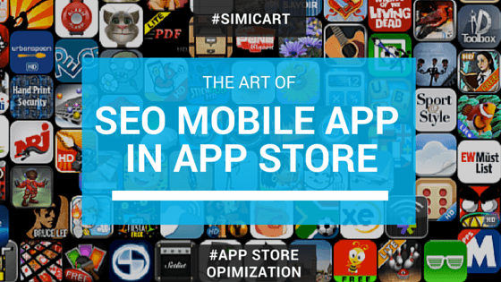 SEO app in app store