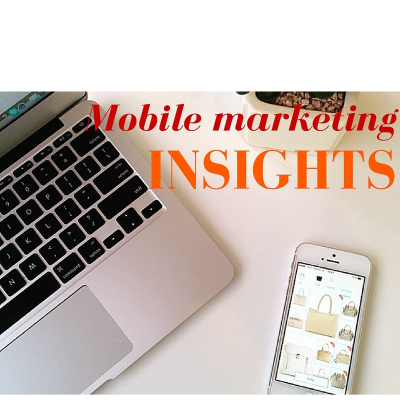 Insights of mobile shopping app marketing