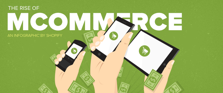 Mobile commerce: Growing like a weed