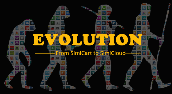 SimiCloud evolution on building mobile shopping app