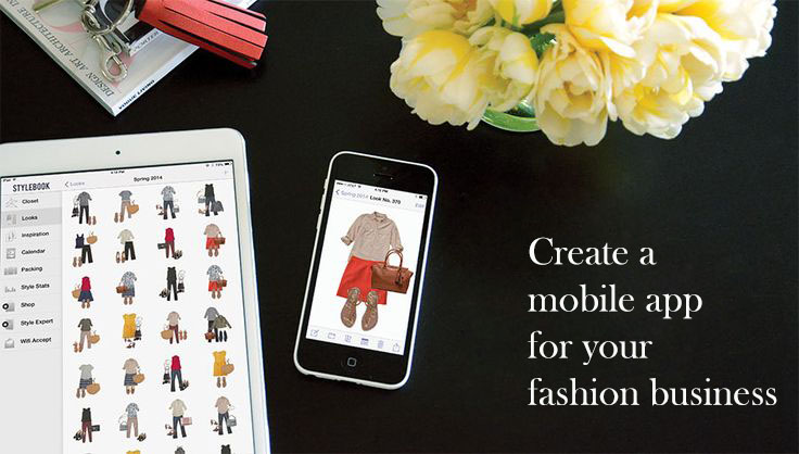 Effective affordable mobile app for your fashion business Build your home app