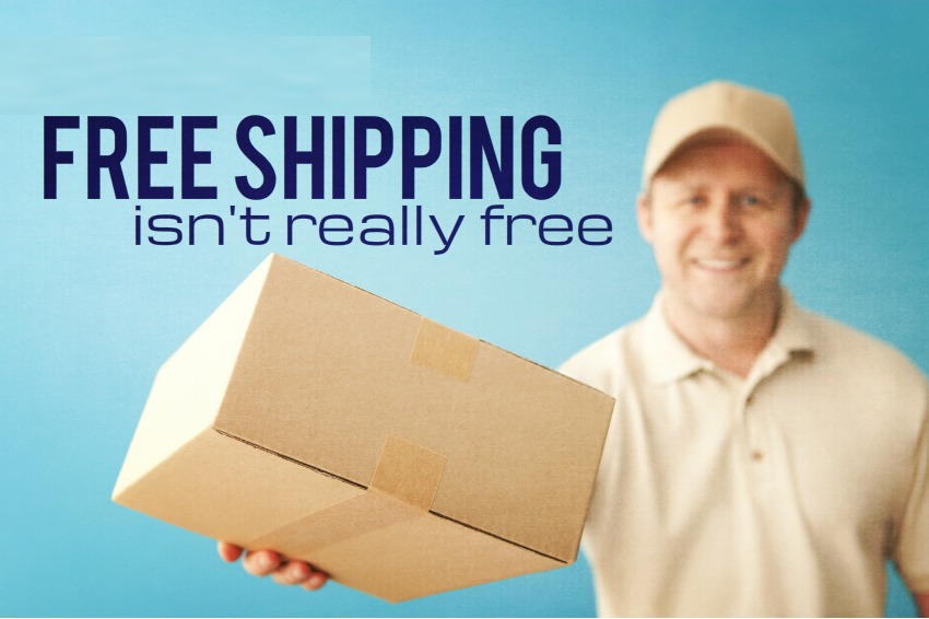 free shipping for ecommerce store