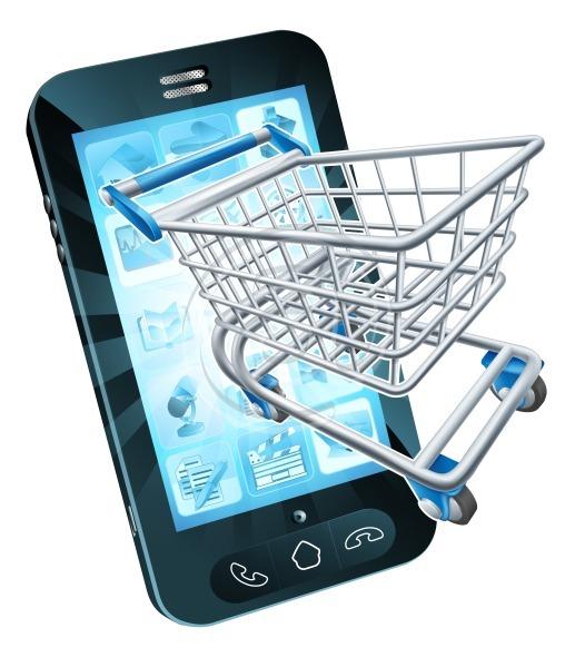 mistake in designing mobile shopping cart