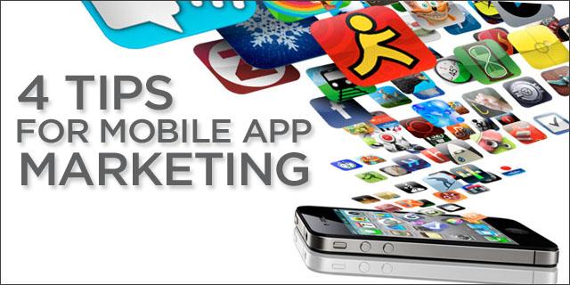 tips for mobile app marketing