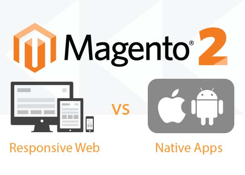 Responsive web vs Native Magento 2 mobile app