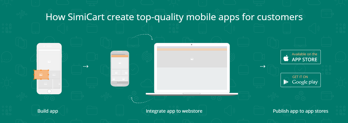 how simicart create high quality native magento 2 mobile apps