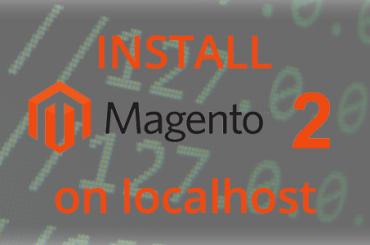 install magento 2 on localhost