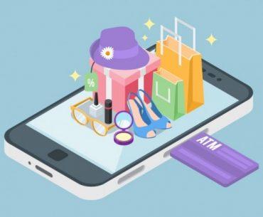 Mobile shopping app design trend alert