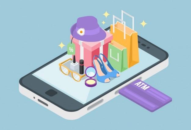 6 mobile shopping app design trends for 2017. Black Bedroom Furniture Sets. Home Design Ideas