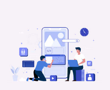 Mobile app - featured image
