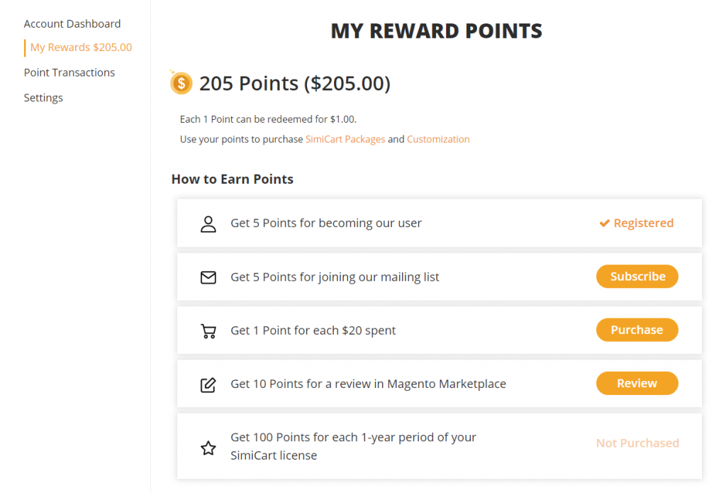 how to get loyalty points