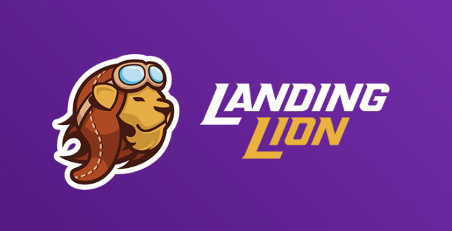 Landing Lion landing page builders review