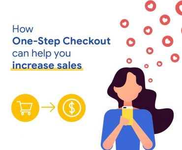 How one step checkout can increase sales