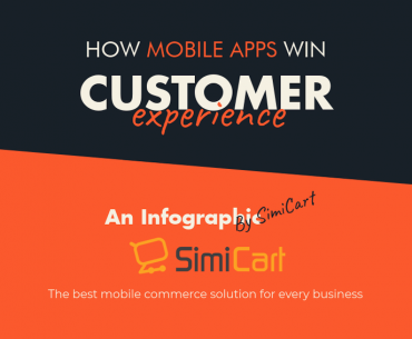 How top brands win customer experience with mobile apps