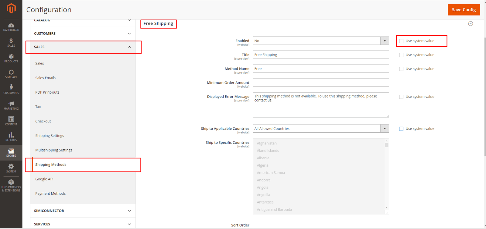 How to Add Shipping Methods in Magento 2 - Magento Tutorials