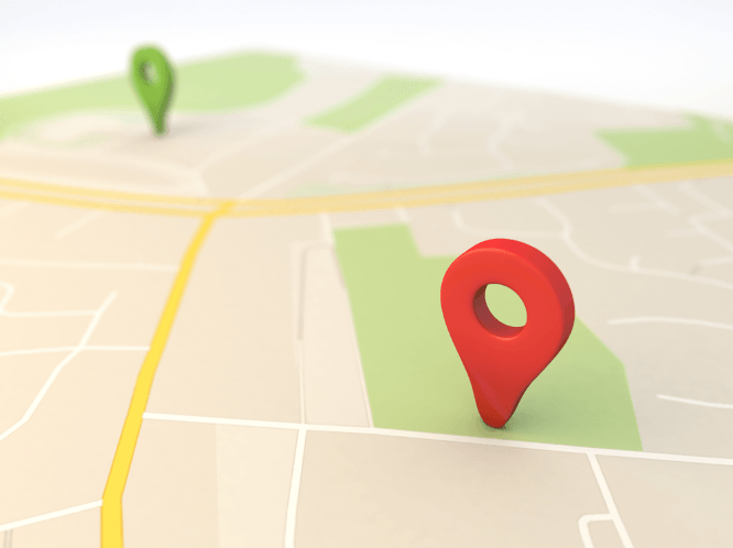 customer geolocation