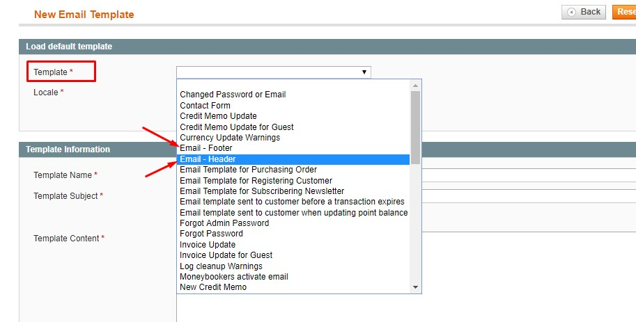 How to customize your Magento Email Templates - SimiCart