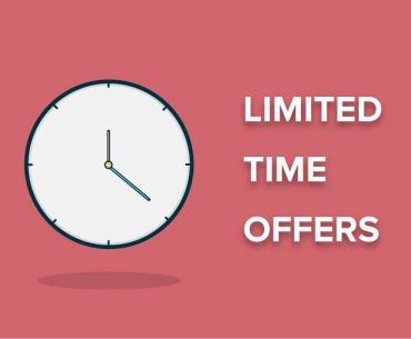 Limited time offers