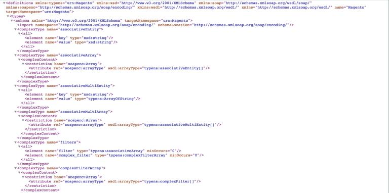 Understanding Magento SOAP API – Magento Tutorials – SimiCart
