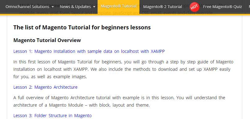 magestore tutorials