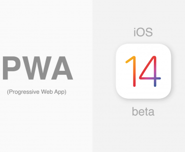 PWA on iOS 14 Beta