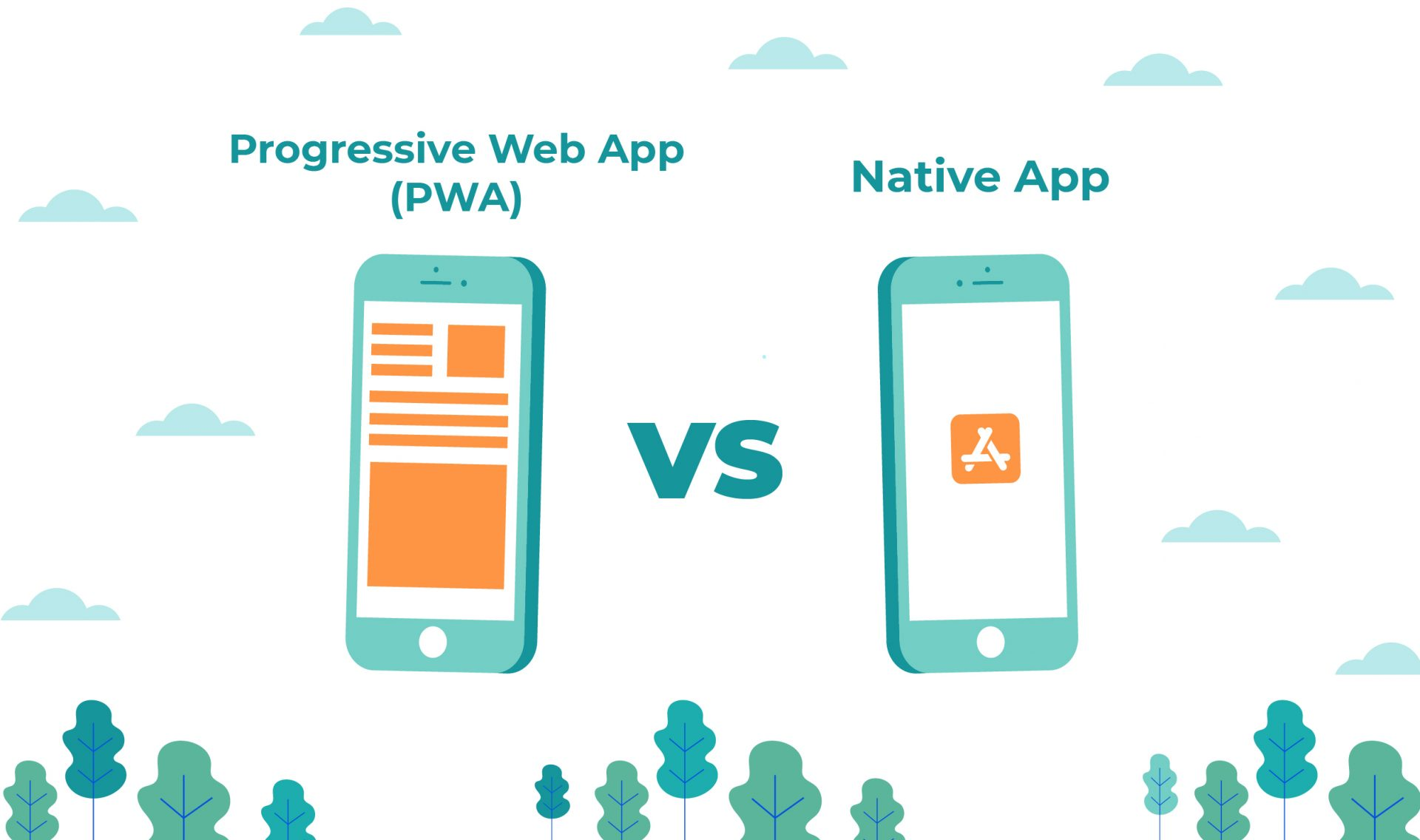 PWA vs Native App: Which Suits You Better? - SimiCart