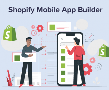Shopify mobile app - featured image