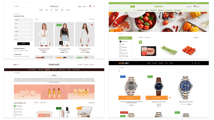 Upcoming PWA storefronts from us