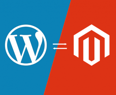 Magento Wordpress Integration