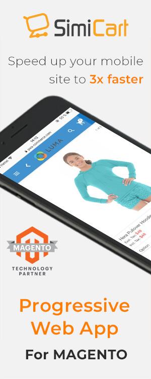 SimiCart - Progressive Web Apps for Magento