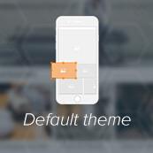 Free mobile app theme