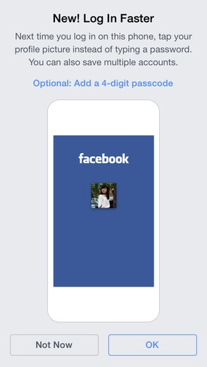 facebook integration plugin - login
