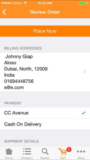 CCAvenue payment gateway plugin - recheck order