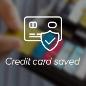 Credit Card Saved Payment Method  - Logo
