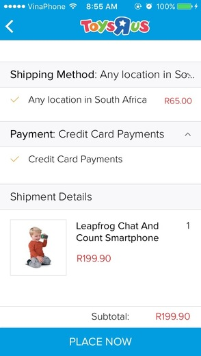 PayU South Africa integration