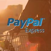 Paypal express for mobile app - logo
