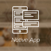 Magento native app - Logo