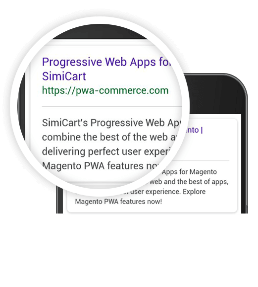 progressive web apps seo
